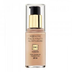 MAX FACTOR Face Finity 3in1 Foundation SPF 20 30 ml 40 Light Ivory