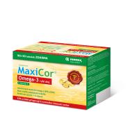 MAXICOR Omega-3 120 tobolek