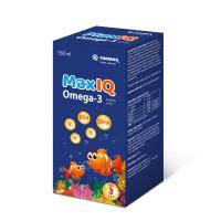 MAXICOR MaxIQ Omega-3 150 ml