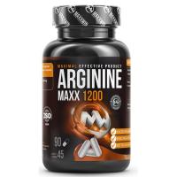 MAXXWIN Arginine maxx 1200 90 kapslí