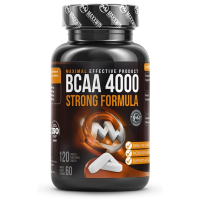 MAXXWIN BCAA 4000 strong formula 120 tablet