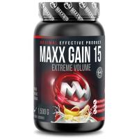 MAXXWIN Maxx gain 15 sacharidový nápoj příchuť banán 1500 g
