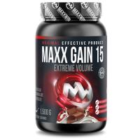 MAXXWIN Maxx gain 15 sacharidový nápoj příchuť tmavá čokoláda 1500 g