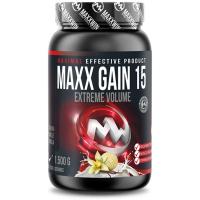 MAXXWIN Maxx gain 15 sacharidový nápoj příchuť vanilka 1500 g