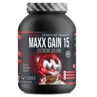 MAXXWIN Maxx gain 15 sacharidový nápoj příchuť tmavá čokoláda 3500 g