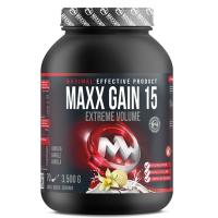 MAXXWIN Maxx gain 15 sacharidový nápoj příchuť vanilka 3500 g