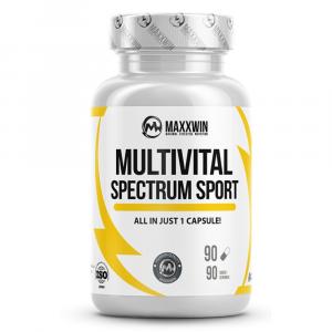 MAXXWIN Multivital spectrum sport 90 kapslí
