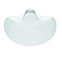MEDELA kontaktní kojicí kloboučky velikost M 1pár