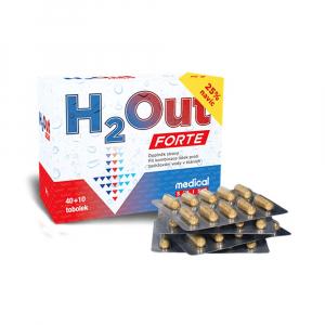 H2Out FORTE 40 + 10 tobolek