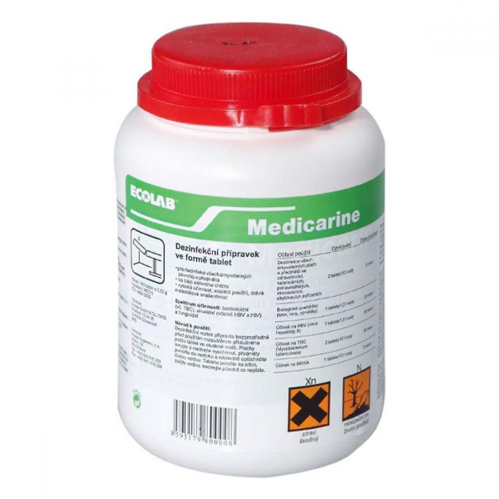 Medicarine tbl. 300 dezinfekční přípravek