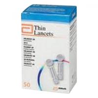 MediSense Lancety 50 ks