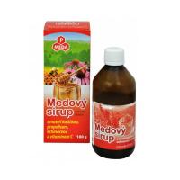 PURUS MEDA Medový sirup mat.kaš.+propolis+echin.+vit.C 100 g