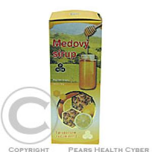 Medový sirup s propolisem a vitamínem C 100g