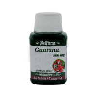 MedPharma Guarana 800 mg 37 tablet