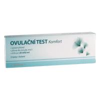 MEDPHARMA Ovulační test Komfort 20ml U/ml
