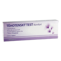 MEDPHARMA Těhotenský test Komfort 10ml U/ml
