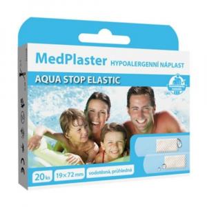 MEDPLASTER Aqua stop elastic - vodotěsná náplast