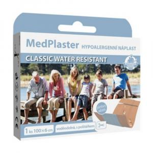 MEDPLASTER Classic water resistant - vodotěsná náplast
