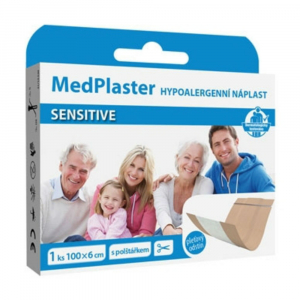 MEDPLASTER Sensitive náplast