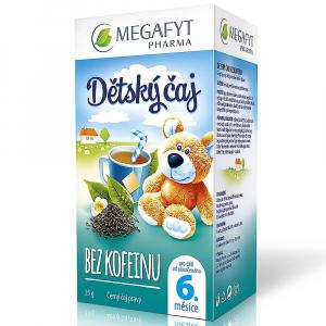 MEGAFYT Dětský čaj bez kofeinu 20 x 1.75 g