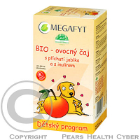 Megafyt Bio Ovocný čaj jablko a inulínem 20x2g