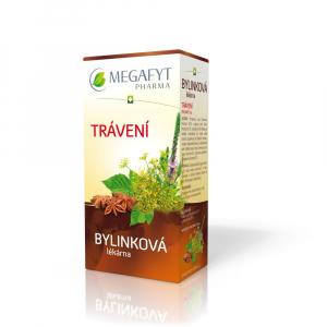 MEGAFYT Bylinková lékárna trávení 20x2 g