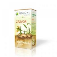 MEGAFYT Bylinková lékárna Zázvor 20x1,5 g
