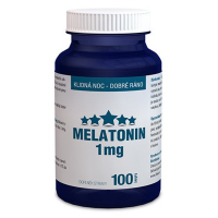 CLINICAL Melatonin 1mg 100 tablet