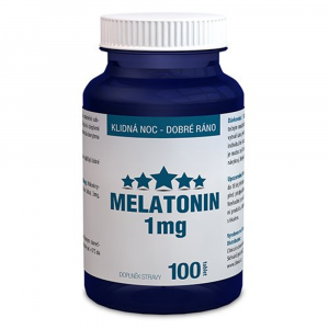CLINICAL Melatonin 1mg 100 tablet