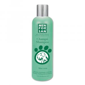 MENFORSAN Zklidňující šampon s Aloe Vera pro psy 300 ml