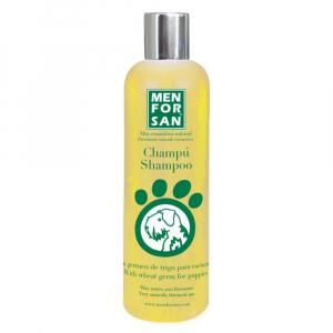 MENFORSAN Šampon z pšeničných klíčků pro štěňata 300 ml