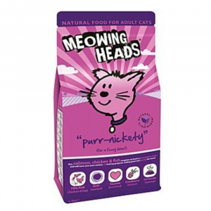 MEOWING HEADS Purr-Nickety 1.5 kg
