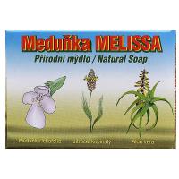 MERCO Meduňka-Melissa mýdlo pro citlivou dětskou pokožku 90 g