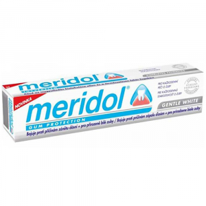 MERIDOL Zubní pasta Gentle White 75 ml