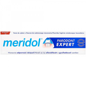 MERIDOL Zubní pasta Parodont Expert 75 ml