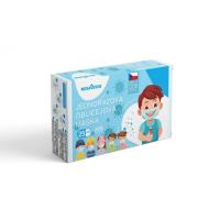 MESAVERDE Dětská rouška chlapecká Mix 25 kusů