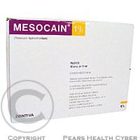 MESOCAIN 1%  10X10ML 1% Injekční roztok