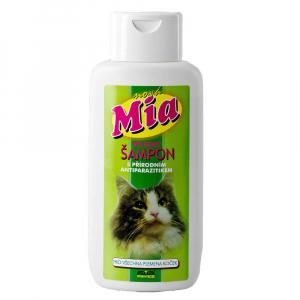 PAVES Mia Antiparazitní bylinný šampon pro kočky 250 ml