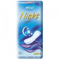 MICCI Noční bez křidélek 10 kusů
