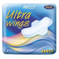 MICCI Ultra s křidélky 10 kusů