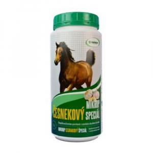 Mikrop Česnekový speciál pro koně 1 kg