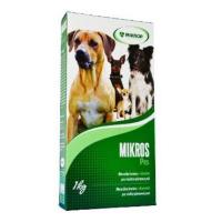 MIKROS Pes prášek 1 kg krabička