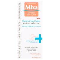 MIXA Sensitive pleťový krém 2v1 proti nedokonalostem 50 ml