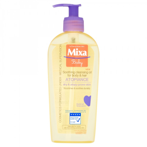 MIXA Baby čistící olej 250 ml