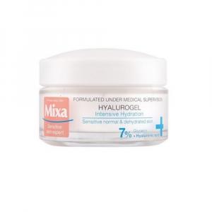 MIXA  Sensitive Skin Expert  Intenzivní hydratační péče 50 ml