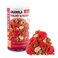 MIXIT Granola z pece Maliny a mandle 440 g