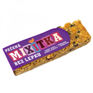 MIXIT Mixitka bez lepku Černý rybíz + čokoláda 60 g