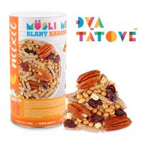 MIXIT Pečený mixit slaný karamel & pekany 470 g