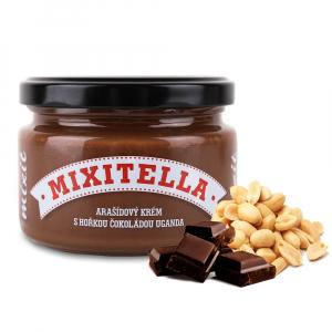 MIXITella Arašídy s tmavou čokoládou Uganda 250 g