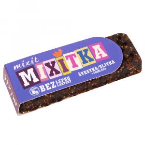 MIXIT Mixitka bez lepku Švestka + čokoláda 50 g